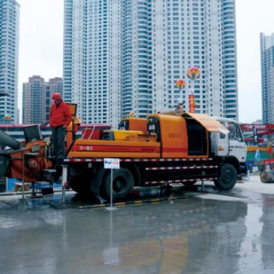 三一拖泵决战世界上断面最大海底隧道——厦门翔安海底隧道工程
