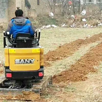 农场建设,三一微挖承包全套工程!