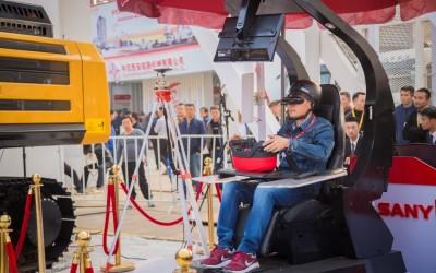 """技术革新 重载典范 SY365 AI智能机""""引爆""""上海宝马展"""